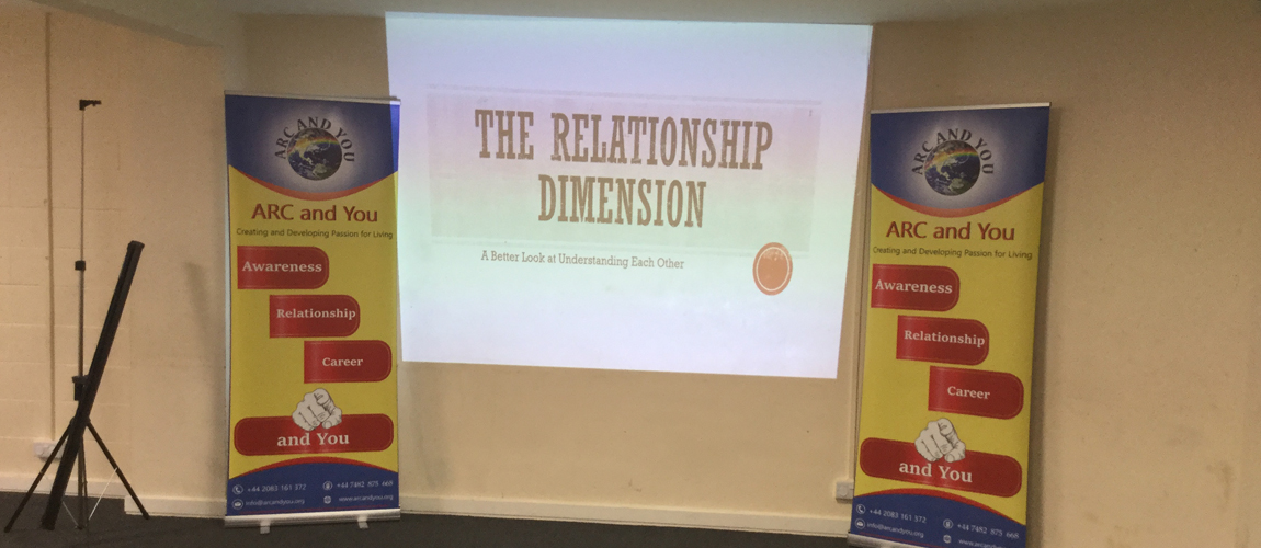The Relationship Dimension Event